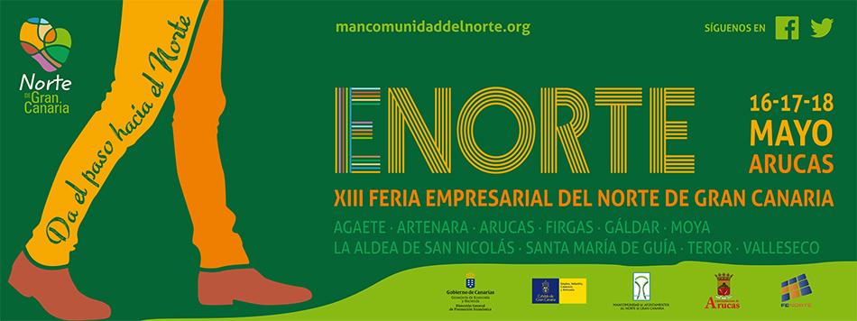 AF Valla 8x3 XIII Feria Empresarial NorteGC