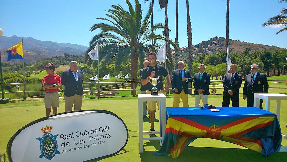 Campeonato de España Dobles e Individual Amateur Masculino