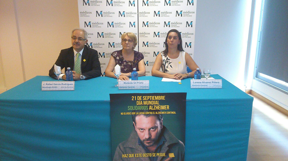 Día Mundial del Alzheimer 2014 en Canarias