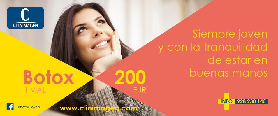 Campaña promocional Botox