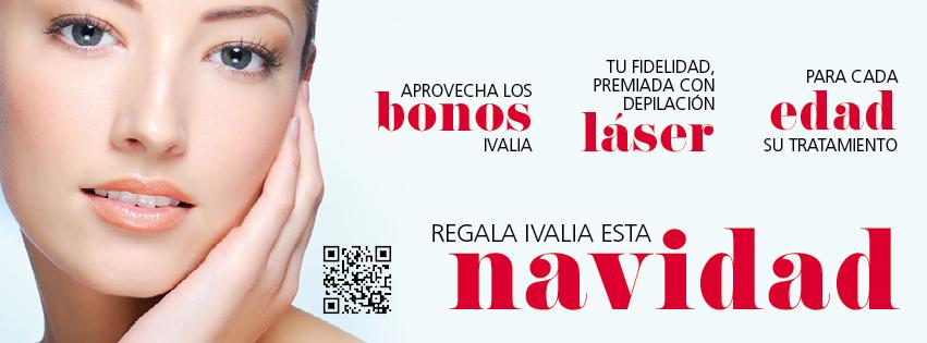 Campaña navideña para Ivalia Dermis
