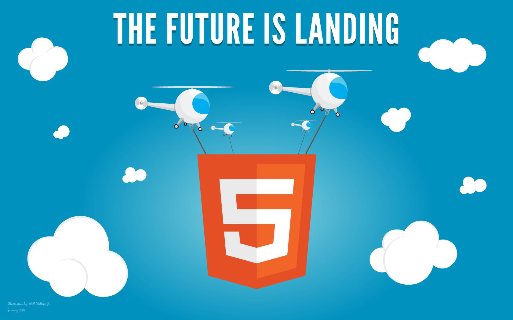 HTML5 - Programación en HTML5