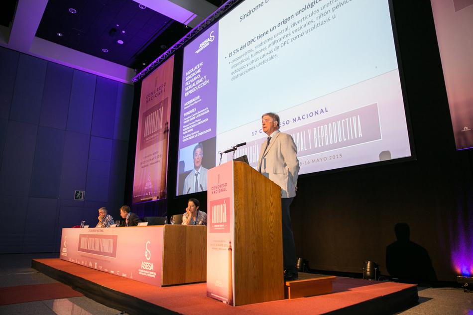 XVII Congreso Nacional de Andrología, Medicina Sexual y Reproductiva