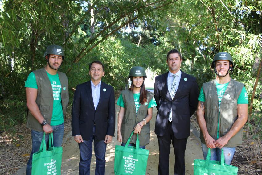 Campaña nacional 'Envidriosos' de ECOVIDRIO en Canarias