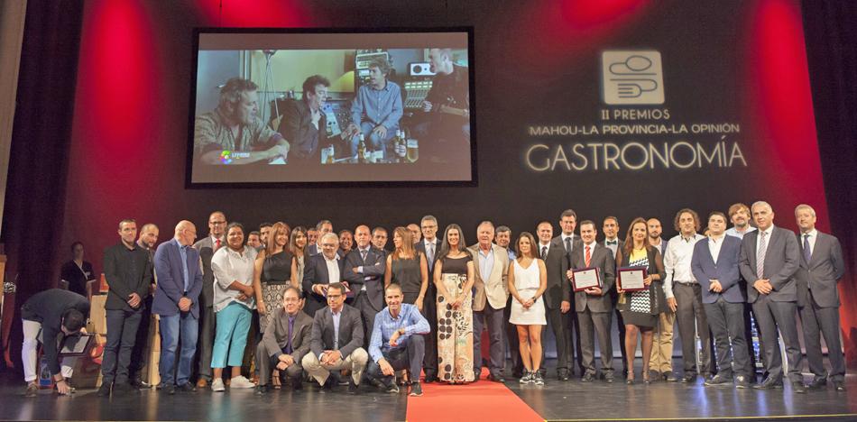 II Premios Mahou-La Provincia-La Opinión de Gastronomía