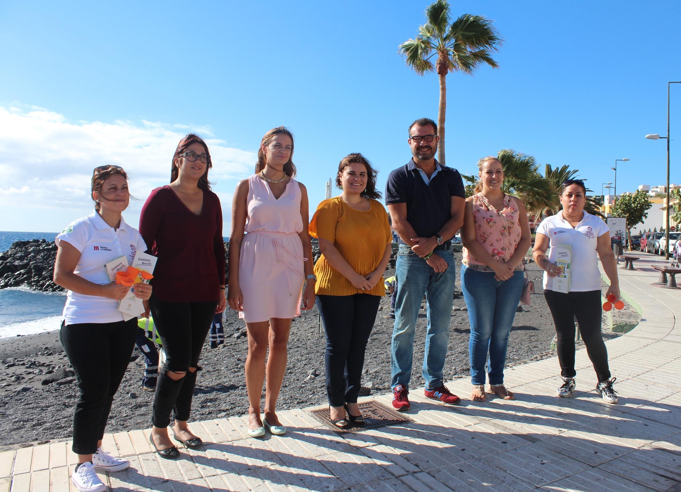 playas-limpias_2016-rafa-y-alcaldesa-de-candelaria-maria-concepcion-brito