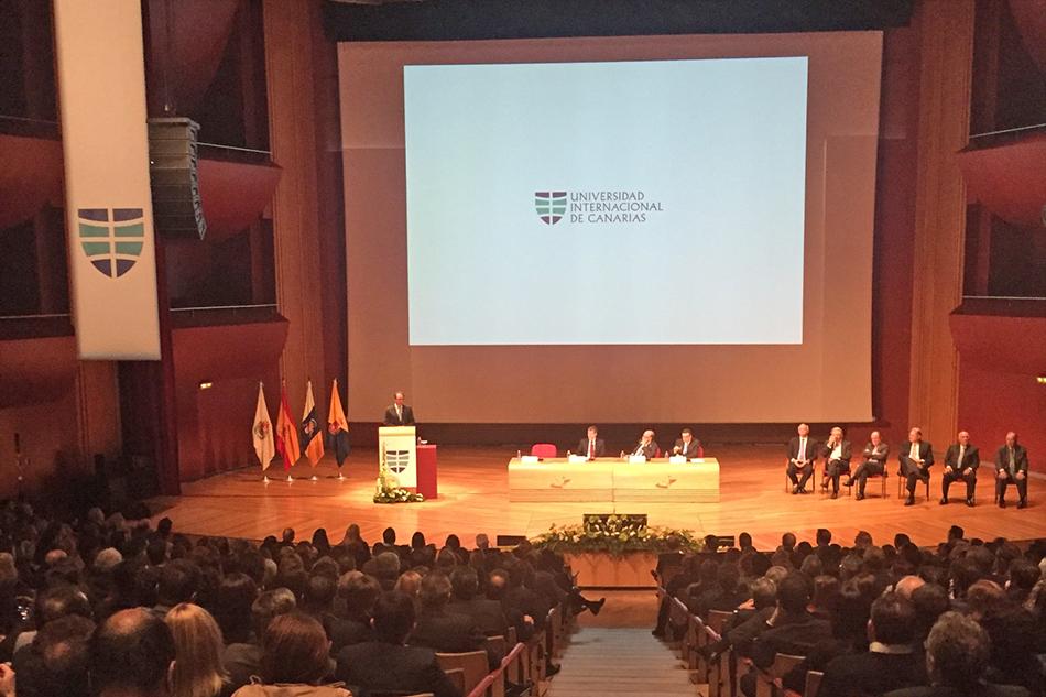 Presentación Universidad Internacional de Canarias