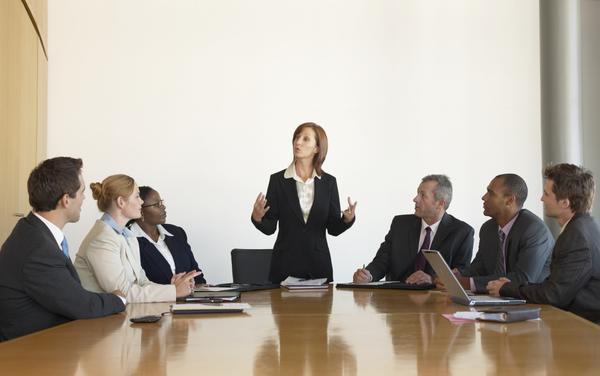 reuniones de trabajo y las nuevas tecnologías