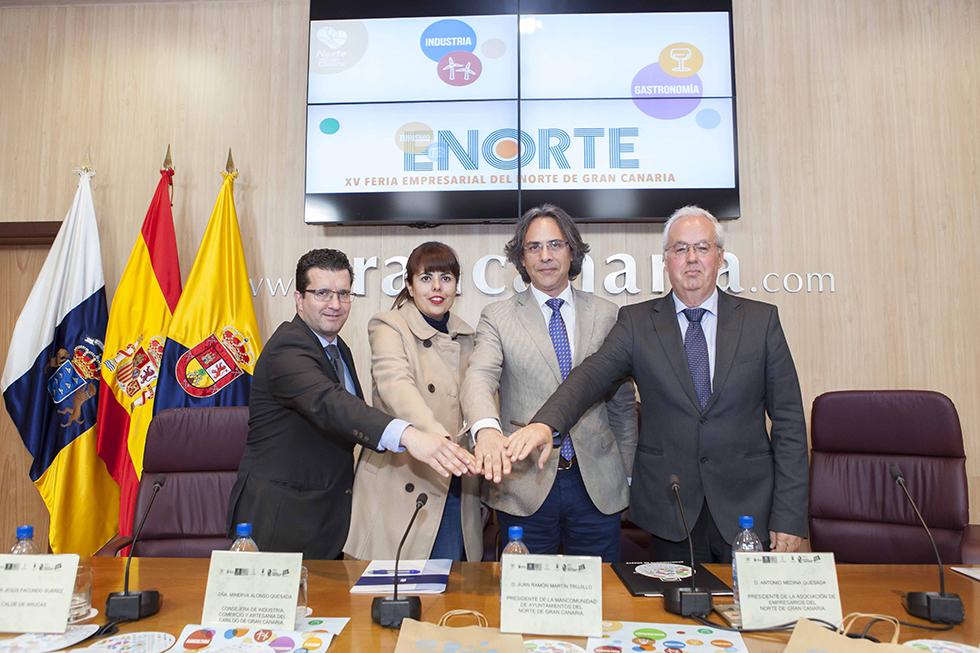Rueda de Prensa Enorte-2016