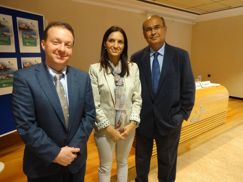 Rueda de Prensa XIII Congreso de la Sociedad Española de Hospitalización a Domicilio