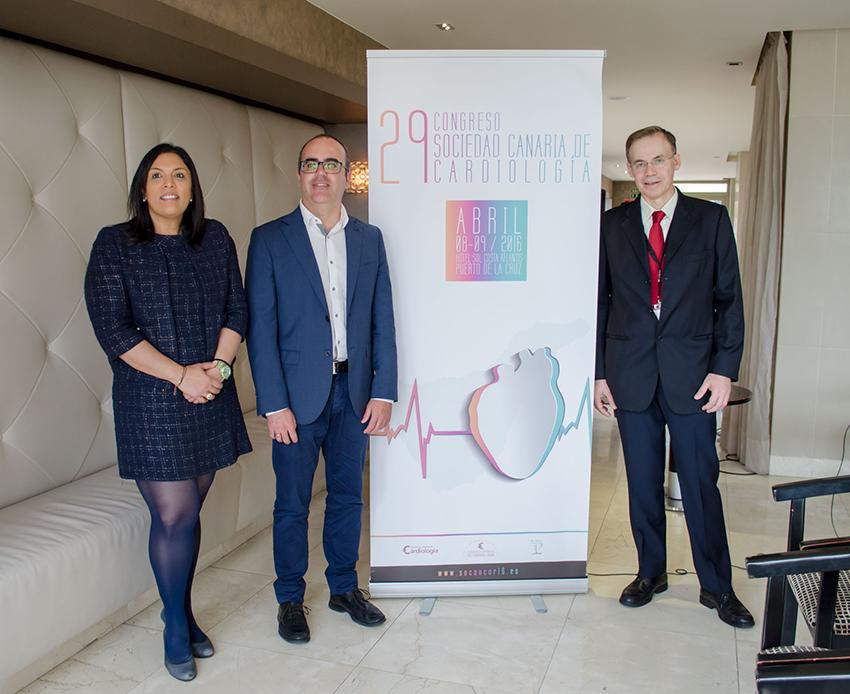 XXIX Congreso de la Sociedad Canaria de Cardiología