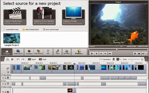 Videopresentación de un nuevo producto o servicio