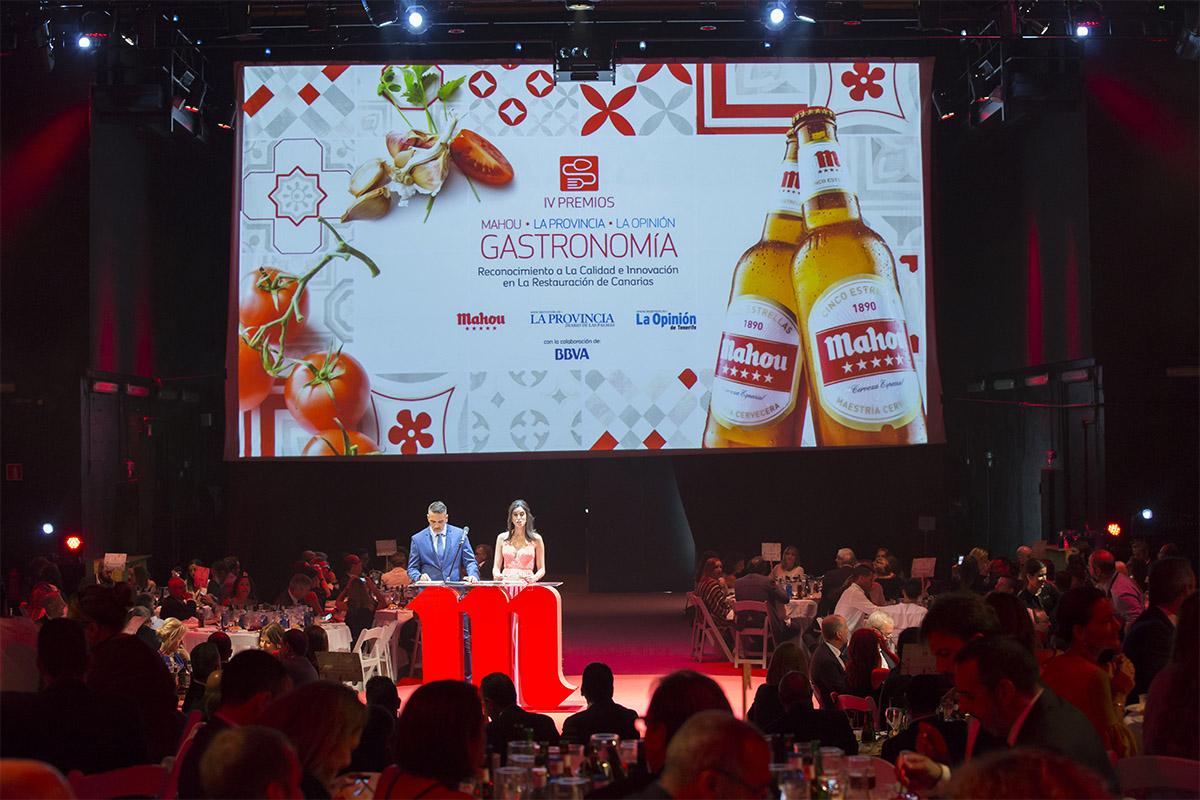 premios de gastronomía